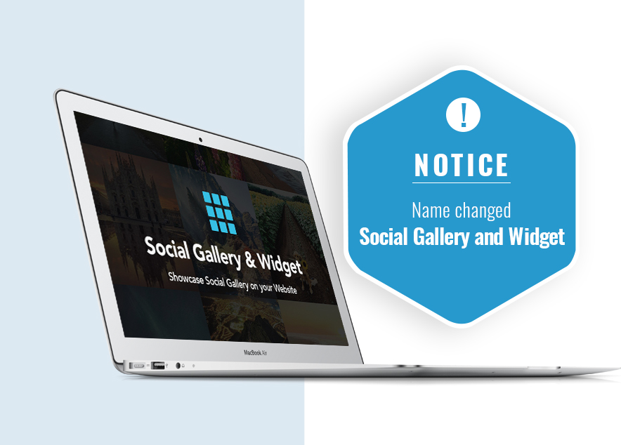 Social Gallery and Widget