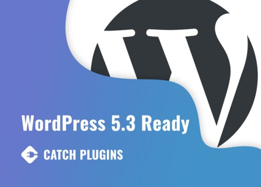 WordPress 5.3 Ready