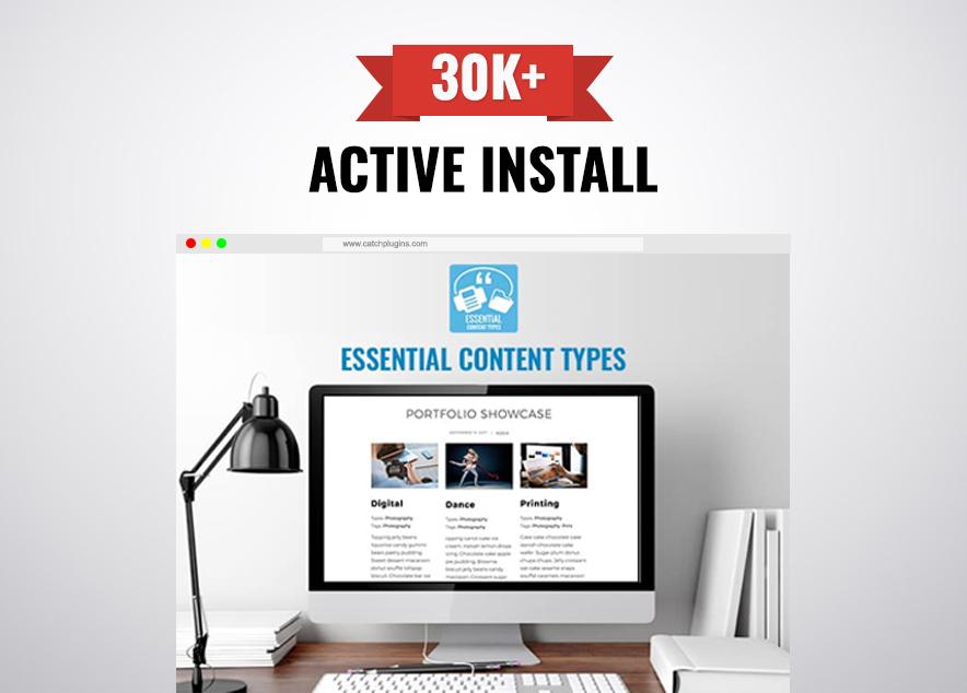 Essential Content Types Crossed 30K Active Installs