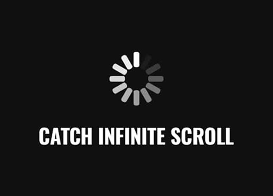 Catch Infinite Scroll Plugin