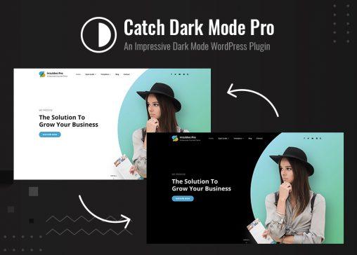 Catch Dark Mode Pro - Dark Mode WordPress Plugin